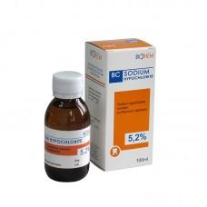 BC Sodium Hipochlorite լուծույթ (100մլ / 5.2%)